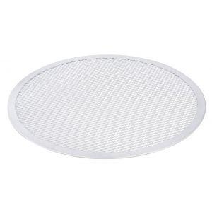 Tava sita / retina pentru pizza, diam. 36 cm, aluminiu