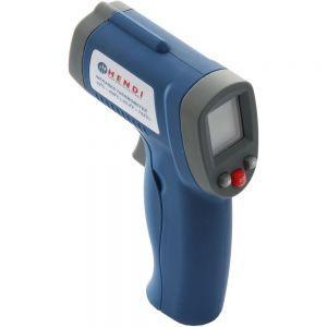 Termometru, cu infrarosu, -32/400°C, 3,7x7x15 cm