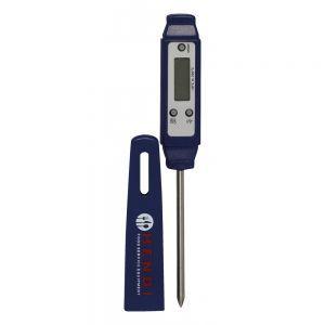 Termometru digital de buzunar, cu sonda din otel inoxidabil 6,5 cm, -40/200°C