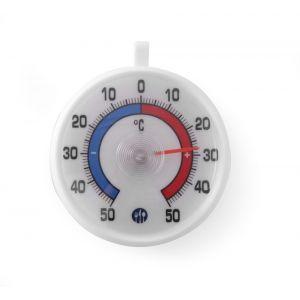Termometru frigider, interval temperatura -50/+50°C, cu carlig agatare, ø72x21 mm,