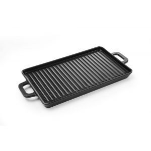 Vas servire in forma de grill, 320x162x(H)20 mm, melamina, Little Chef