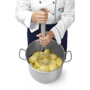 Zdrobitor de cartofi ø118x(H)306 mm Inox